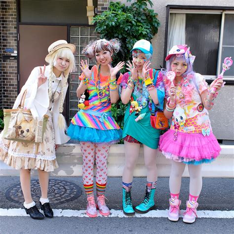 all you need to about harajuku style