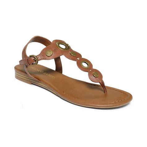franco sarto sandals franco sarto grind sandals in brown desert camel