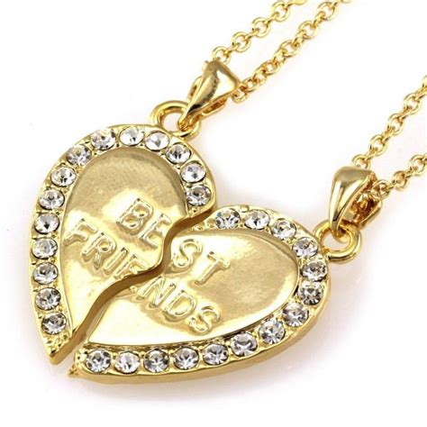 best friend jewelry what you should gift your best friend