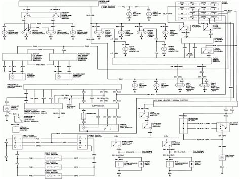 1999 dodge caravan wiring schematic wiring diagram with
