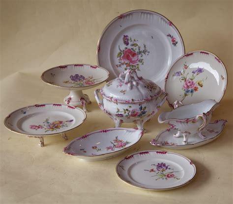 marque de vaisselle de table service de table luneville prix