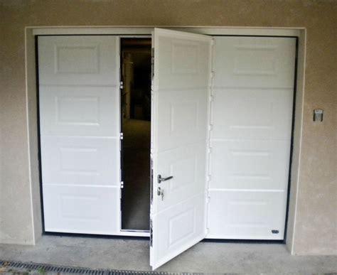 porte de garage basculante avec portillon leroy merlin