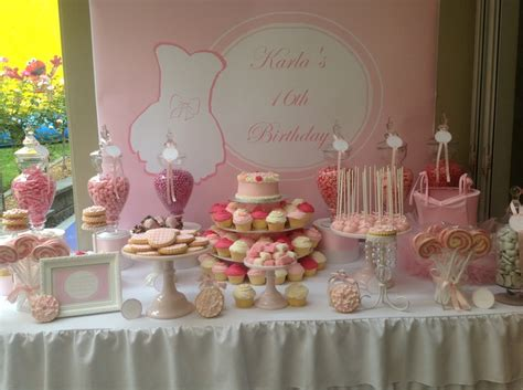 theme buffet names 17 best images about princess jades candy buffet on