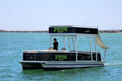 pontoon boats destin harbor destin x double decker pontoon rental departing from