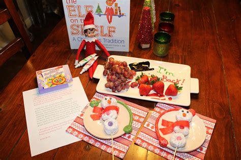 Christmas Kitchen Ideas - elf on the shelf