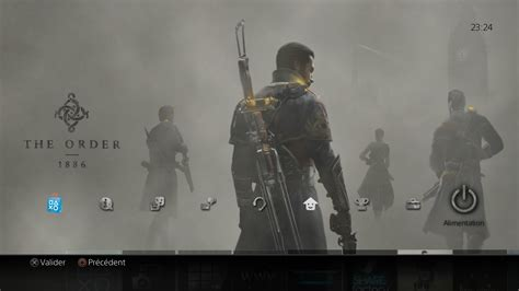 ps4 themes the order the order 1886 t 233 l 233 charger un th 232 me ps4 personnalis 233