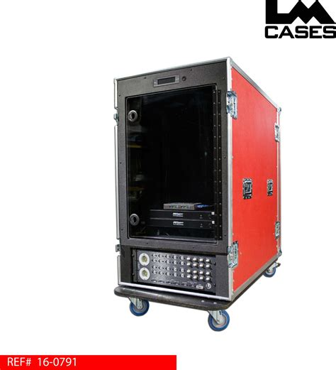 Isolation Rack by Lm Cases Products