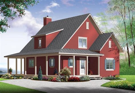 Plan De Maison A Construire 3499 by House Plan 76364 At Familyhomeplans