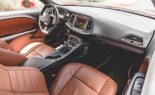 2015 Dodge Challenger Interior 2015 Dodge Challenger Srt Hellcat Interior Photo