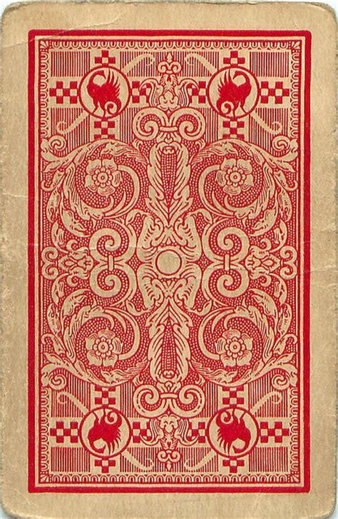 Kartu Remi Bicycle Vintage Design 43 best images about card back designs on ouija legends and behance