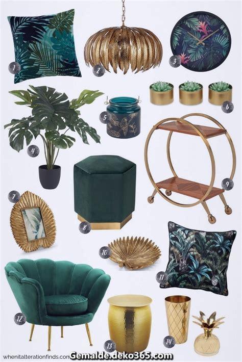 Holen Sie Sich Den Look Tropical Velvet Luxe Bilder