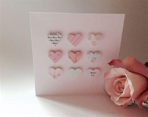 Handmade Cards Uk - handmade cards punched personalised