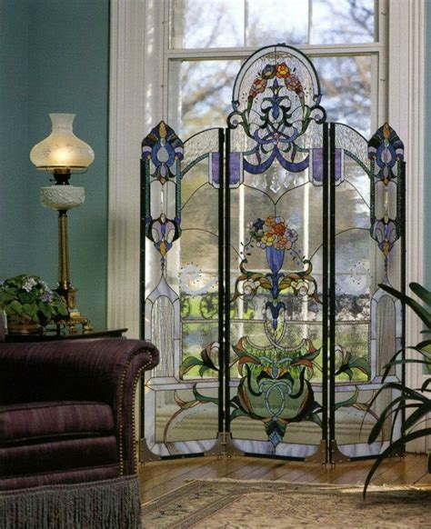 stained glass - Stained Glass Room Dividers