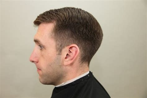whats a barbers cut hairstyle look like how talking to your barber about your haircut can lead to