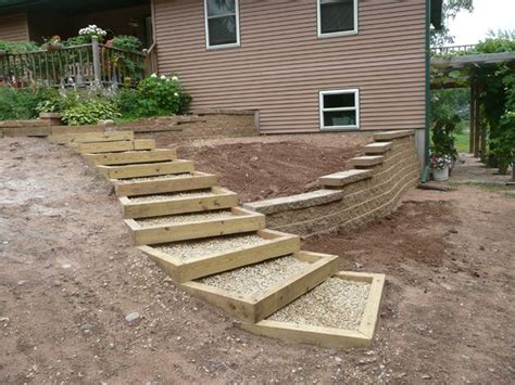 backyard stairs 25 best ideas about outdoor steps on pinterest garden