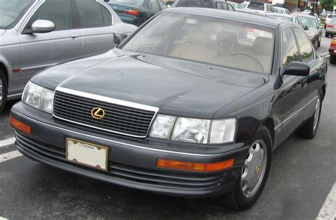 lexus ls400 94 lexus ls400 car interior design