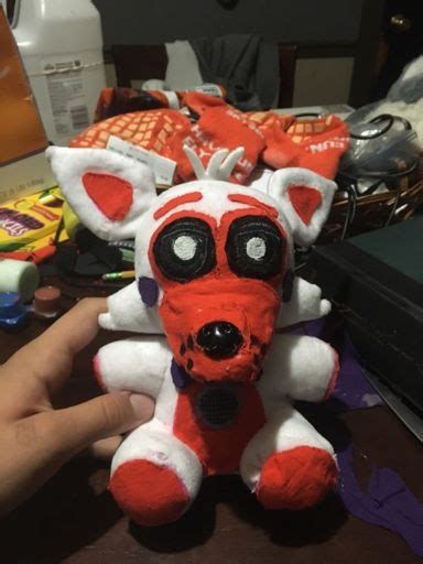 funtime foxy diy costume  nights  freddys amino