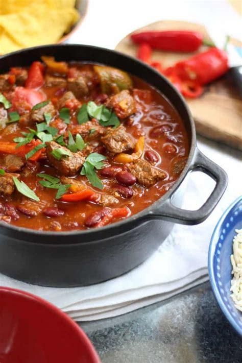 best chili con carne recipe easy chilli con carne recipe how to make the best simple