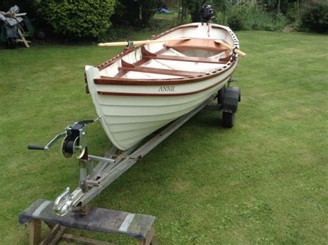 small rowing boats for sale uk christmas wherry wooden rowing boat for sale