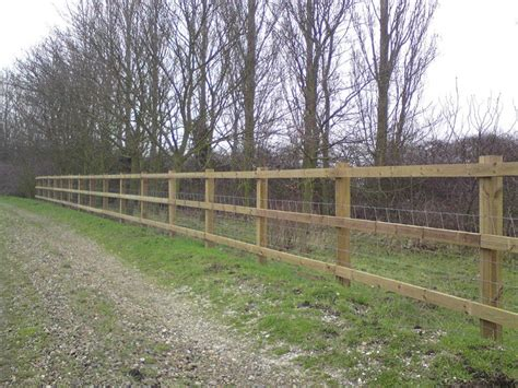 Cheap Backyard Fence Post Amp Rail Fencing Nailed Danbury Fencing