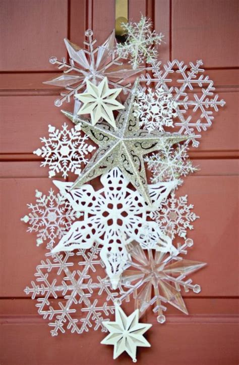 Make Paper Snowflakes For Decorations - 40 diy paper snowflakes decoration ideas bored