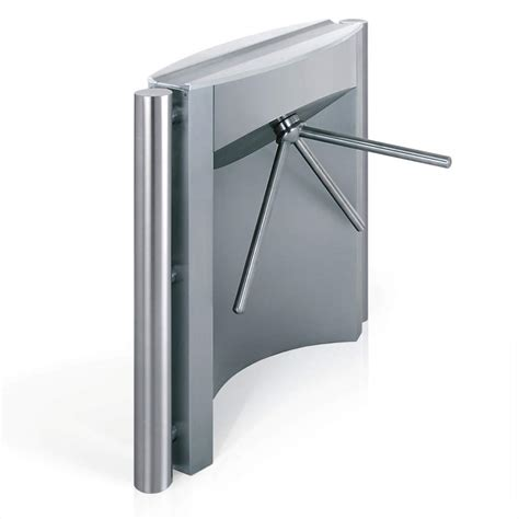 swing turnstile in reliable stainless steel our sirio turnstile wanzl