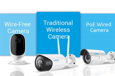 wired vs wireless ip security cameras which one to
