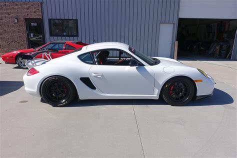 Porsche Cayman Race Car For Sale by 2009 Cayman S Race Car For Sale Rennlist Porsche
