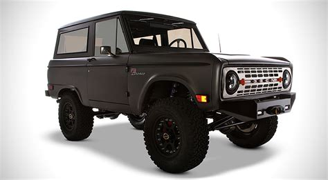 icon bronco 1968 ford bronco by icon 4x4 hiconsumption