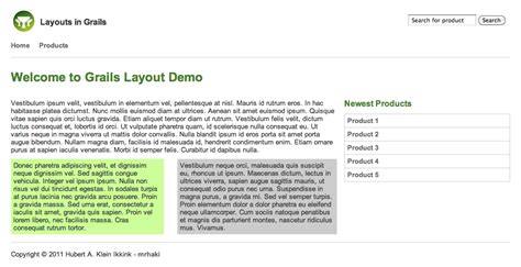grails layout template grails goodness applying layouts in layouts messages