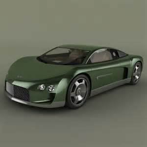 Bentley Hunaudieres Concept Bentley Hunaudieres Concept 3d Model Max Obj 3ds