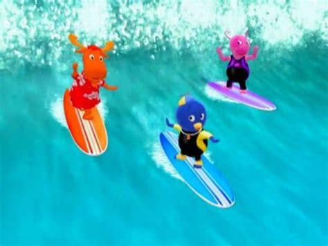 backyardigans 15 el surf es la moda quot the backyardigans quot surf s up tv episode 2005 imdb