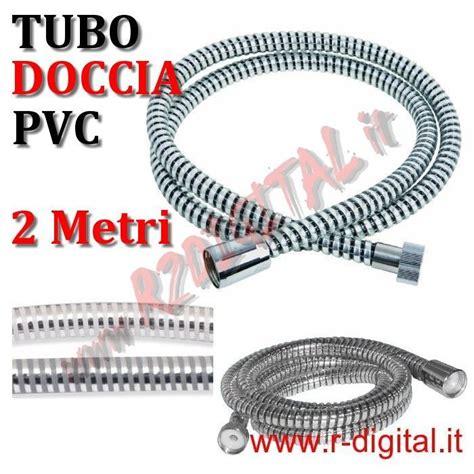 tubo flessibile per doccia tubo flessibile per doccia rivestito in pvc 2 metri