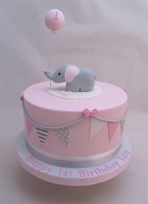 Baby Birthday Cake by 25 Best Ideas About Elephant Birthday Cakes On