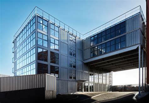 best city building container city building wins best office building award