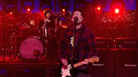 watch bringing down the house watch bob mould literally bring down the house on letterman stereogum