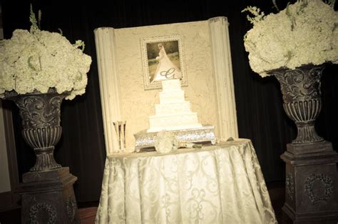 wedding backdrops cake ideas and designs