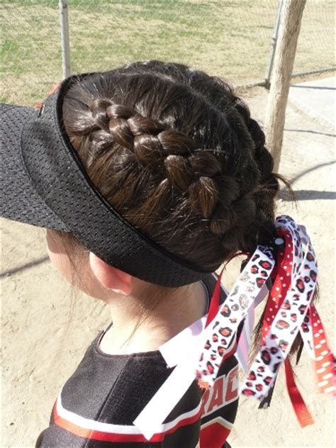 Softball Hairstyles by 15 Most Popular Braid Hairstyles Styles At