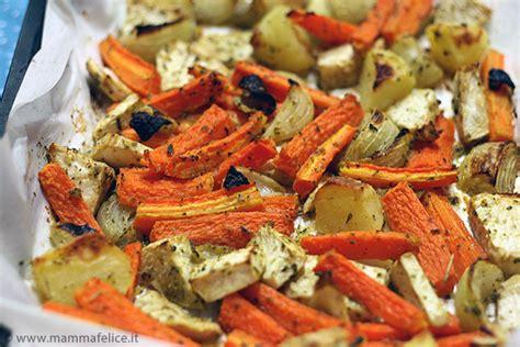 sedano rapa al cartoccio verdure light al forno mamma felice