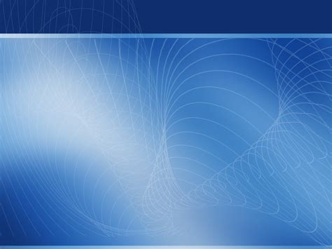 Blue Blur Powerpoint Background For Powerpoint Templates Powerpoint Templates Pictures