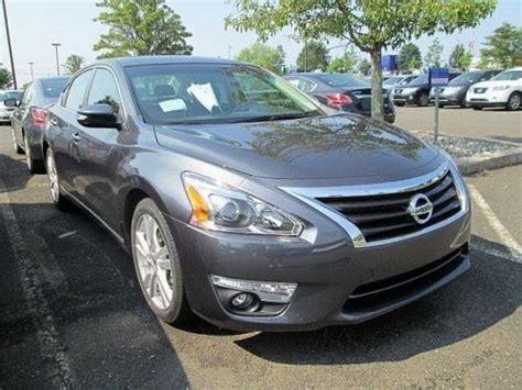 nissan altima in metallic slate kbc from 2013 2013 8