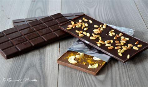 Handmade Chocolate Bars - chocolate bars coconut vanilla