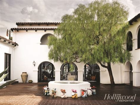 spanish colonial revival see this house a gleeful spanish style abode for