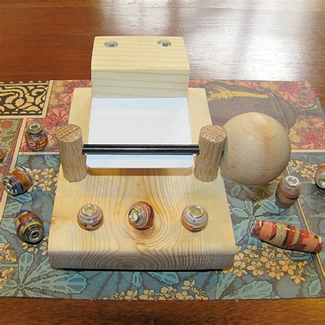 v3 european style paper bead roller rolling machine with