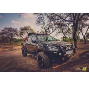 Isuzu D Max V Cross XS 09 By Overland Front Three