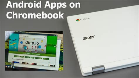 16 more chrome os chromebooks get android apps via