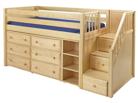 kids loft bed with storage kids bunk beds with storage kids bed kenley twin panel bed