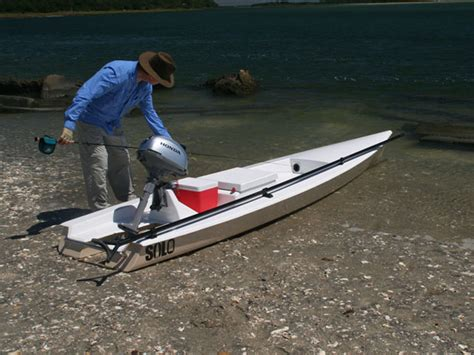 low tide flats boats for sale review solo the newest hybrid micro skiff fly life