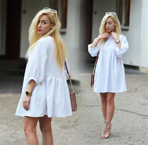 Dress Aneta aneta m dress heels white lookbook