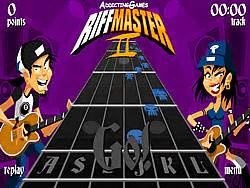riff master ii game play online at y8.com